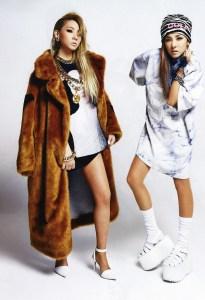 2NE1 - Nylon Magazine May Issue 2014 (3) (1)