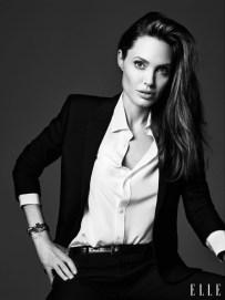 Angelina Jolie - Elle magazine (junio 2014) (3)