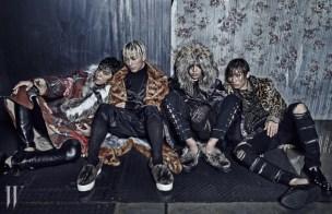 Big Bang - W Magazine Korea (noviembre 2014) (2)