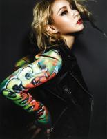 CL para Dazed & Confused Korea (3)