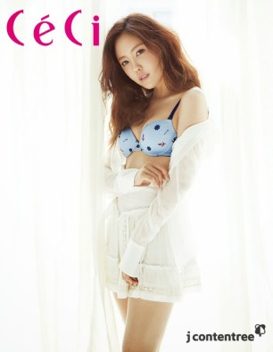 Hyomin (T-ara) - Ceci Magazine (April 2014) (5)