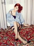 Soyu SISTAR and Junggigo - Ceci Magazine April Issue 2014 (3)