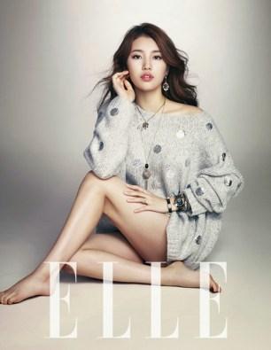 Suzy miss A - Elle Magazine November Issue 2013