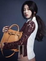 Suzy miss A W Magazine December Mag (3)