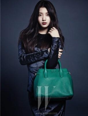 Suzy miss A W Magazine December Mag (5)