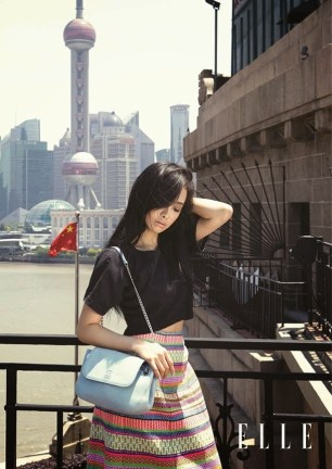 Victoria Song f(x) - Elle Magazine June Issue 2014 (8)