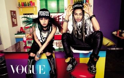 G-Dragon & Taeyang (Big Bang) - Vogue Korea (march 2013 (1)