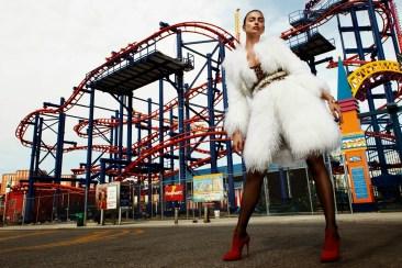 Irina Shayk - Vogue Magazine España (Sept 2014) (12)