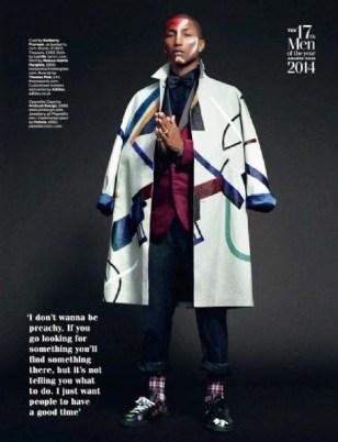 Pharrell Williams - GQ Magazine UK (Oct 2014) (4)