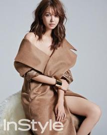 Sooyoung (Girls' Generation) -InStyle Magazine (Octubre 2014) (3)