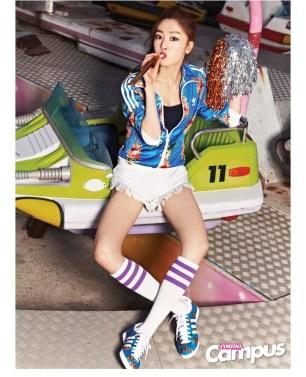 Sunhwa Secret - Cosmo Campus Magazine May Issue 2014 (5)