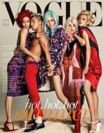 Taeyang (Big Bang) - Vogue Korea (July 2014) (1)