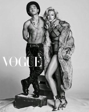 Taeyang (Big Bang) - Vogue Korea (July 2014) (13)