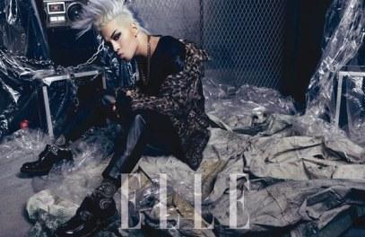 Taeyang - Elle Magazine (noviembre 2013) (1)