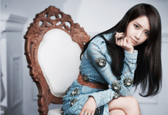 Yoona SNSD Girls' Generation - J Look Magazine March Issue 2014 (7)