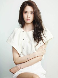 Yoona SNSD Girls Generation - Marie Claire Magazine April Issue 2014 (2)