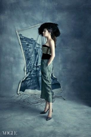 Kang Sora - Vogue Korea (Diciembre 2014) (5)
