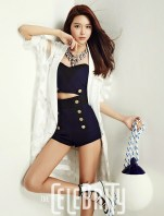 Sooyoung (SNSD) -The Celebrity Magazine June 2014 (2)
