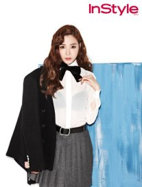 Tiffany (Girls' Generation) - Instyle (3)
