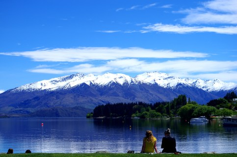 Lake Wanaka, New Zealand. © Karen Edwards