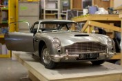 Aston Martin DB5 3D printing