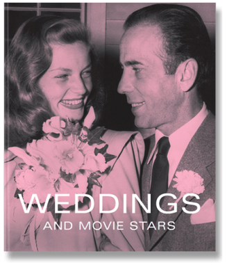 "capa do livro ""Weddings and Movie Stars"""
