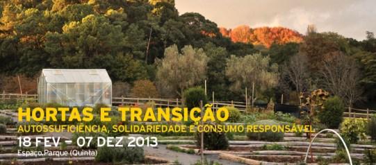 Workshop Abril - Hortas e Transição