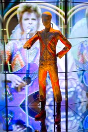 David Bowie is exhibition, 2013. © Victoria and Albert Museum, London