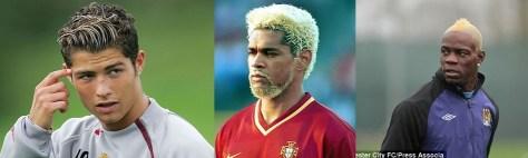 ronaldo blonde hair