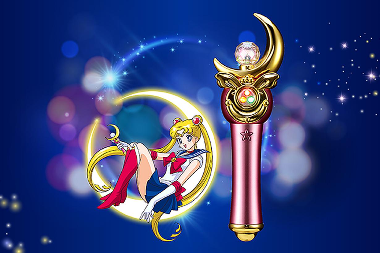 看這新月魔法杖怎能不心動 美少女戰士 推出超夢幻限量行動電源