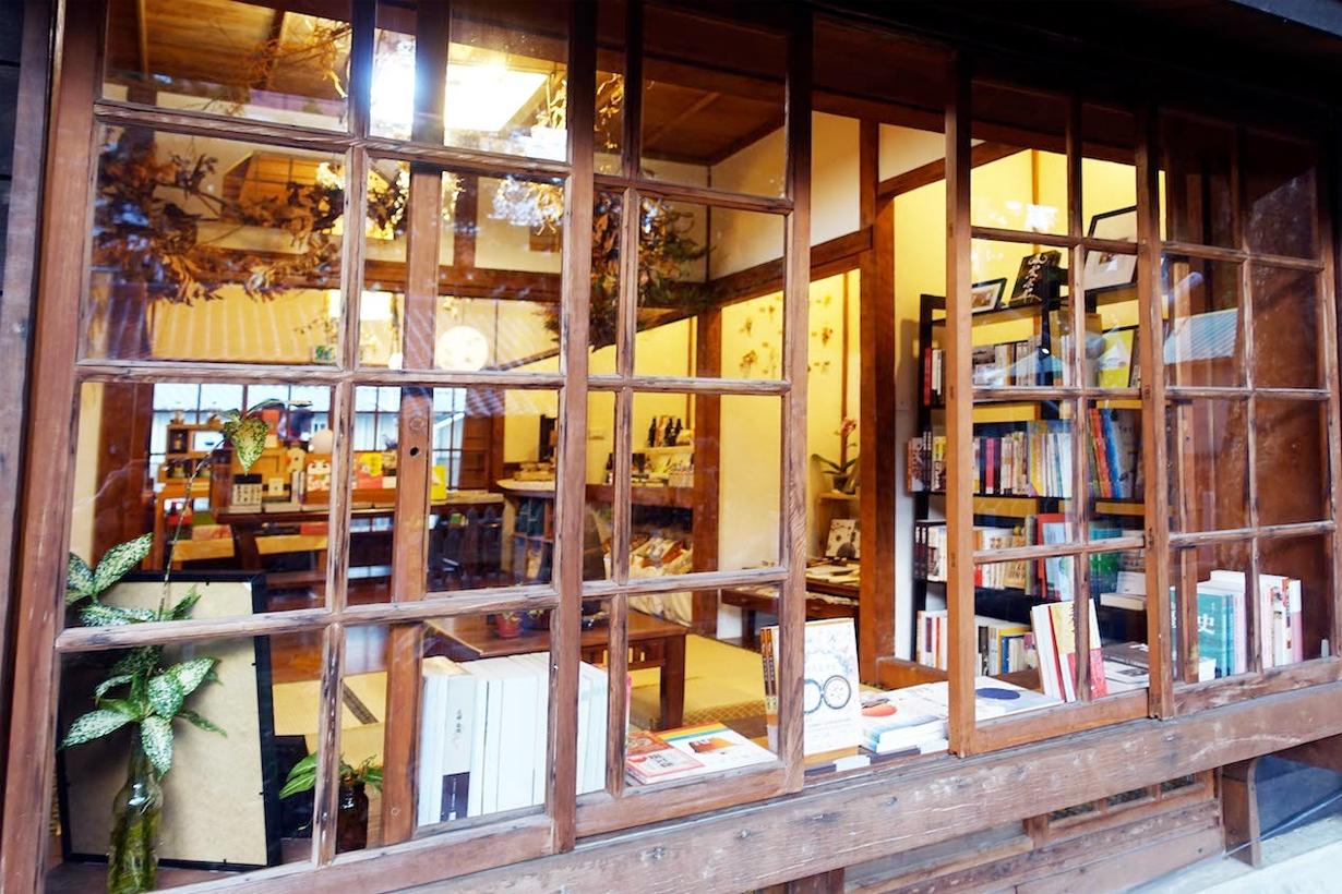 POPSPOTS in Taiwan 農曆年必去 Pop-up Store 誠品改造昭和時老宅成書店