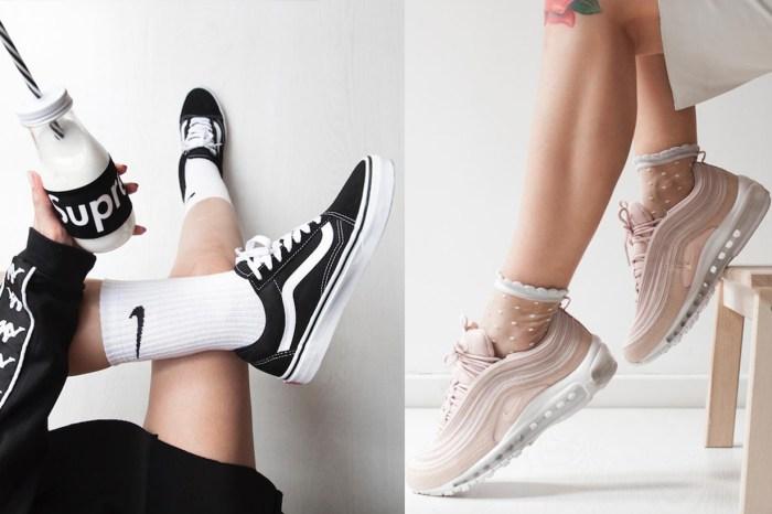 球鞋女孩看過來!這個 IG 帳號給妳滿滿的球鞋拍攝靈感