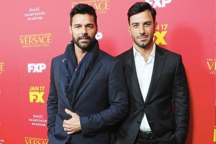 Ricky Martin 宣布:「我是丈夫了!」害羞透露和男友的求婚過程
