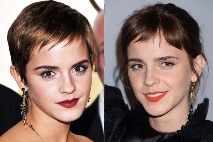 不敢嘗試? 跟 Emma Watson 學會這 3 招妳也能輕鬆駕馭眉上瀏海!
