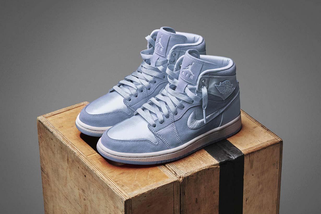 女生限定 Air Jordan 1 SOH 一口氣推出 10 種馬卡龍配色
