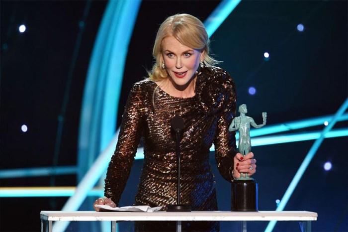 Nicole Kidman 摘視后!含淚為資深女演員們募資:「需要更多機會訴說我們的故事!」