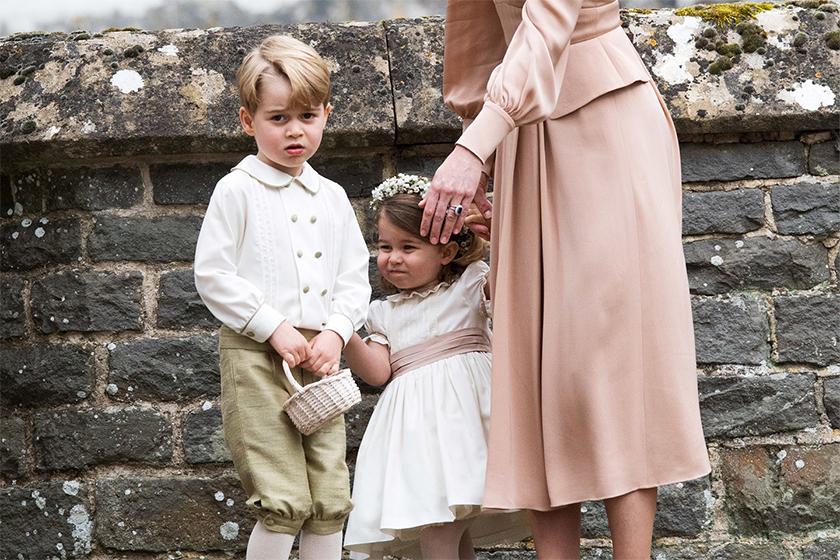 15 件關於喬治小王子和夏洛特小公主的私密趣事