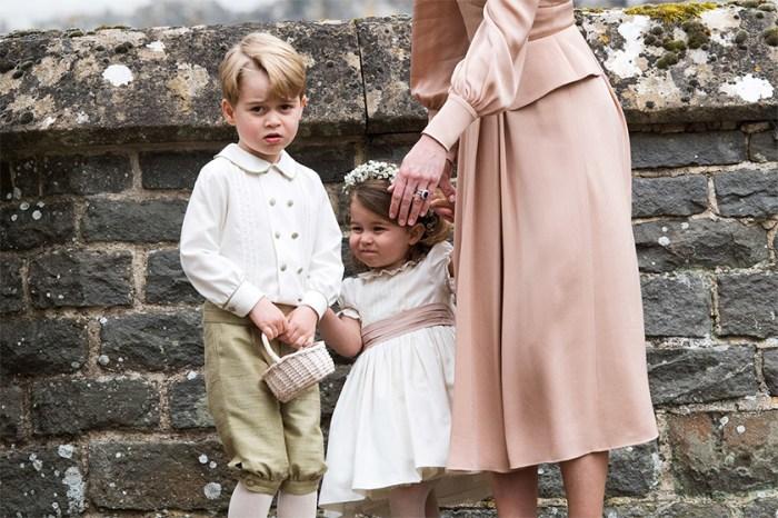 喬治小王子和夏洛特小公主的 15 個小秘密:小公主竟然才是家中老大?