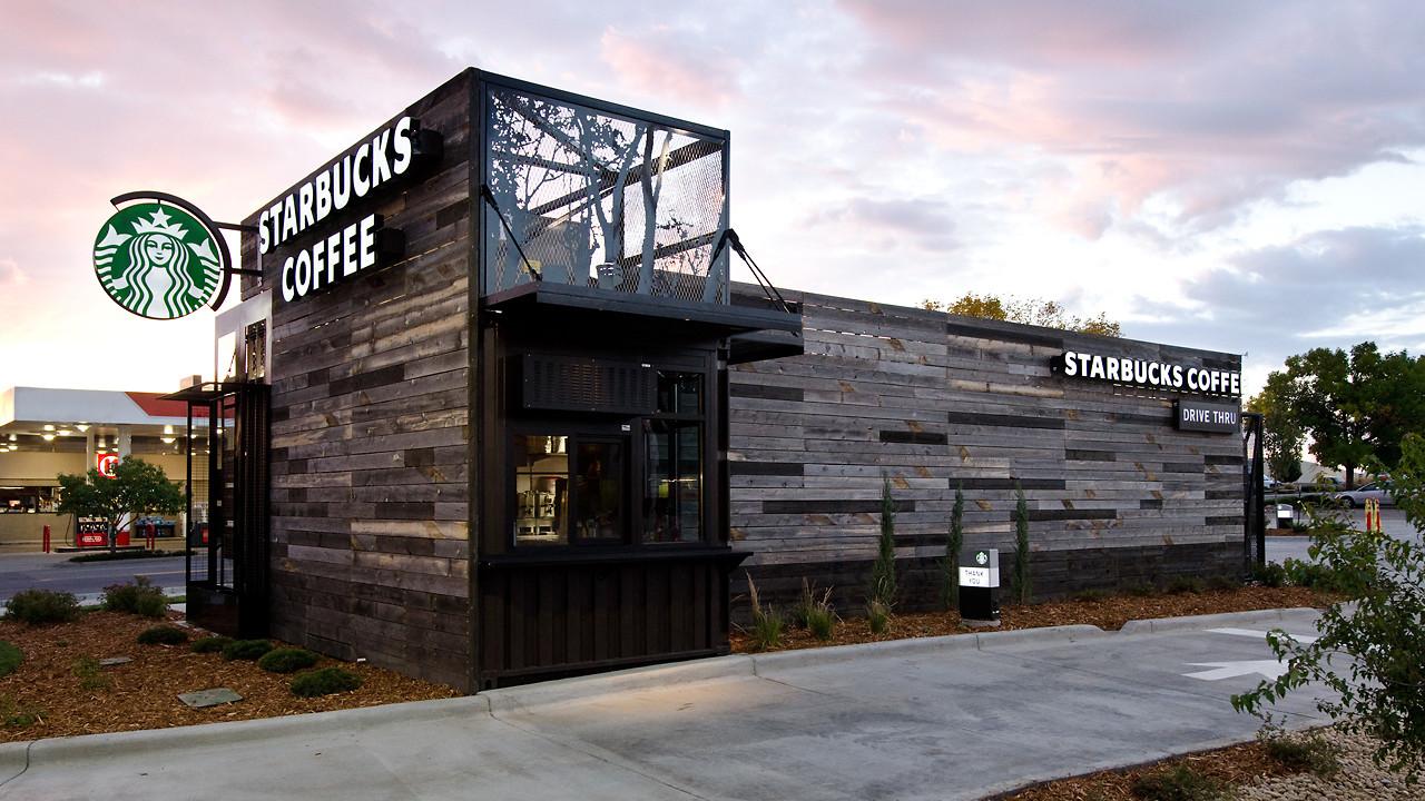 不用跑到西雅圖 台灣第一間貨櫃屋 Starbucks 即將開幕