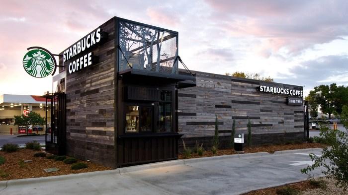 不用跑到西雅圖!台灣第一間貨櫃屋 Starbucks 即將開幕