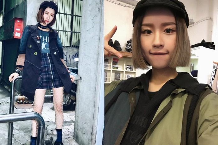 「暗黑版新垣結衣?」這位台灣的新世代女孩值得追蹤!
