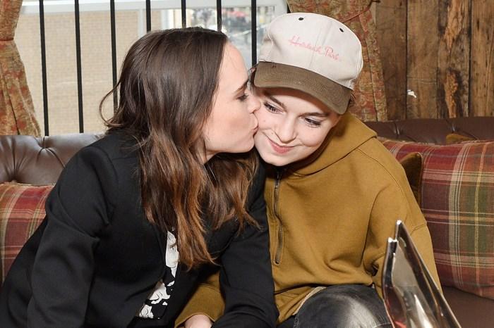 Ellen Page 要結婚了!老婆也是一位氣質滿滿的藝術家