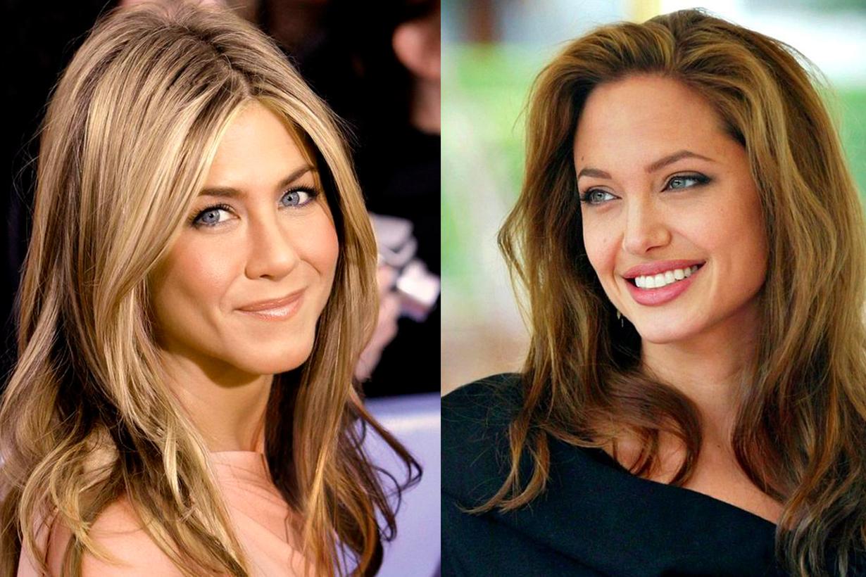 破冰有望 Angelina Jolie 和 Jennifer Aniston 將一同現身金球獎