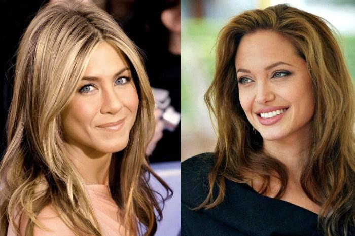 破冰有望?Angelina Jolie 和 Jennifer Aniston 將一同現身金球獎!