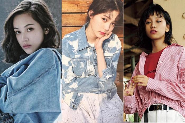 誰說只有歐美人才能穿出時尚?跟這 3 位亞洲女孩學牛仔穿搭就對了!