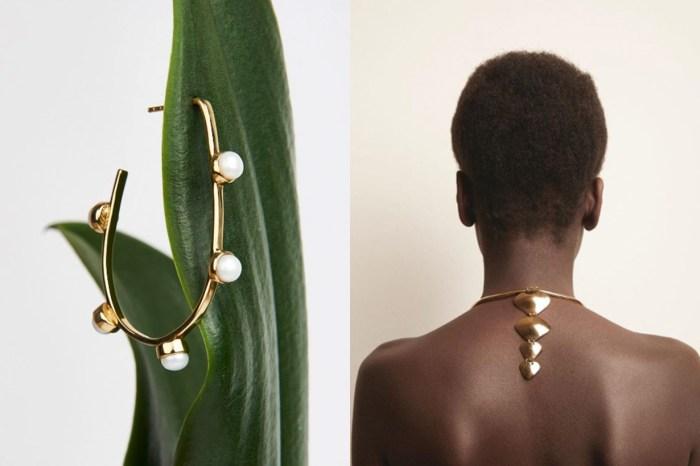 來自斯德哥爾摩的珠寶品牌,重用金屬打造性價比高的獨特設計