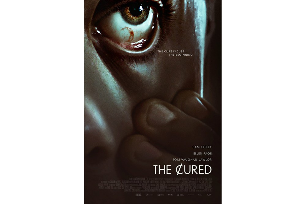 Ellen Page 主演的喪屍電影 The Cured