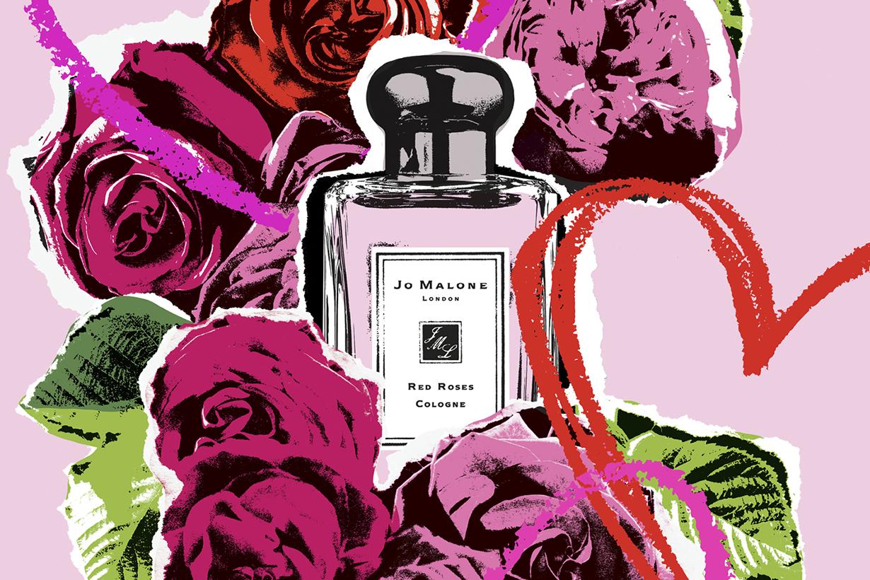就像初戀般甜美 Jo Malone London 的紅玫瑰香氛系列一定要入手