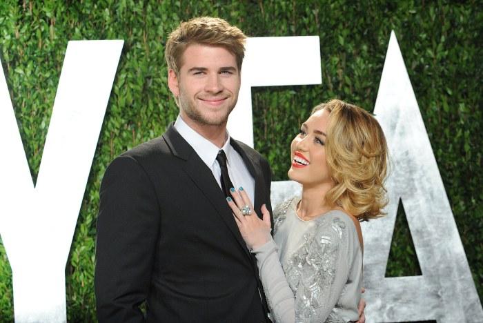 「生活不能沒有彼此!」Miley Cyrus 和 Liam Hemsworth 被傳秘密結婚了