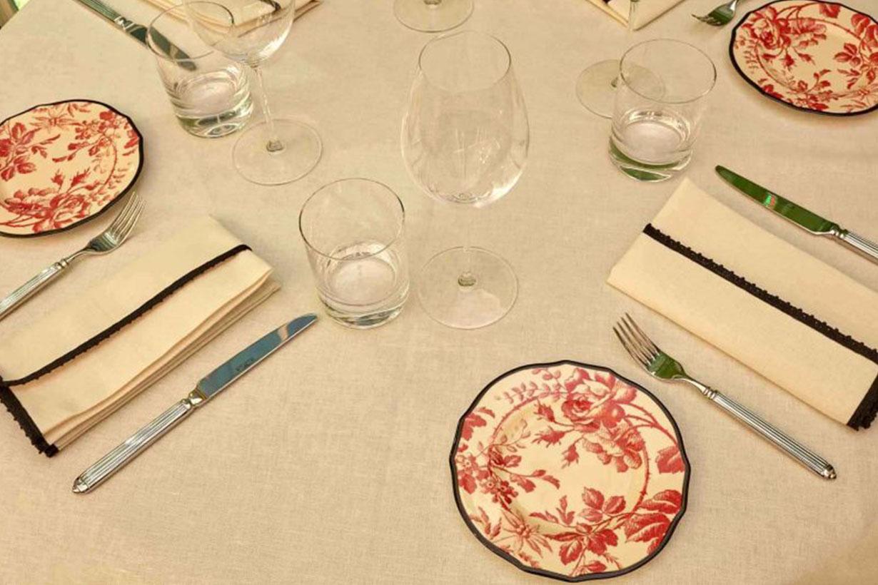 Gucci 首間 Fine Dining 餐廳 Gucci Osteria 於佛羅倫斯開幕